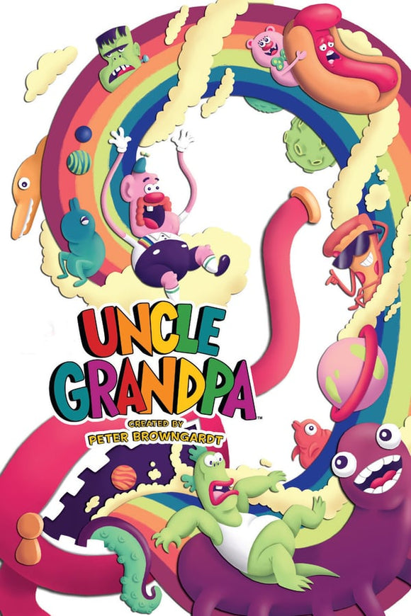 Uncle Grandpa Season 1 2013