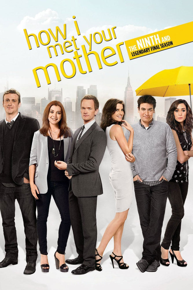 How I Met Your Mother Season 9 2013