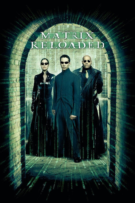 The Matrix Reloaded 2003