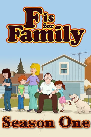 F Is for Family Season 1 2015