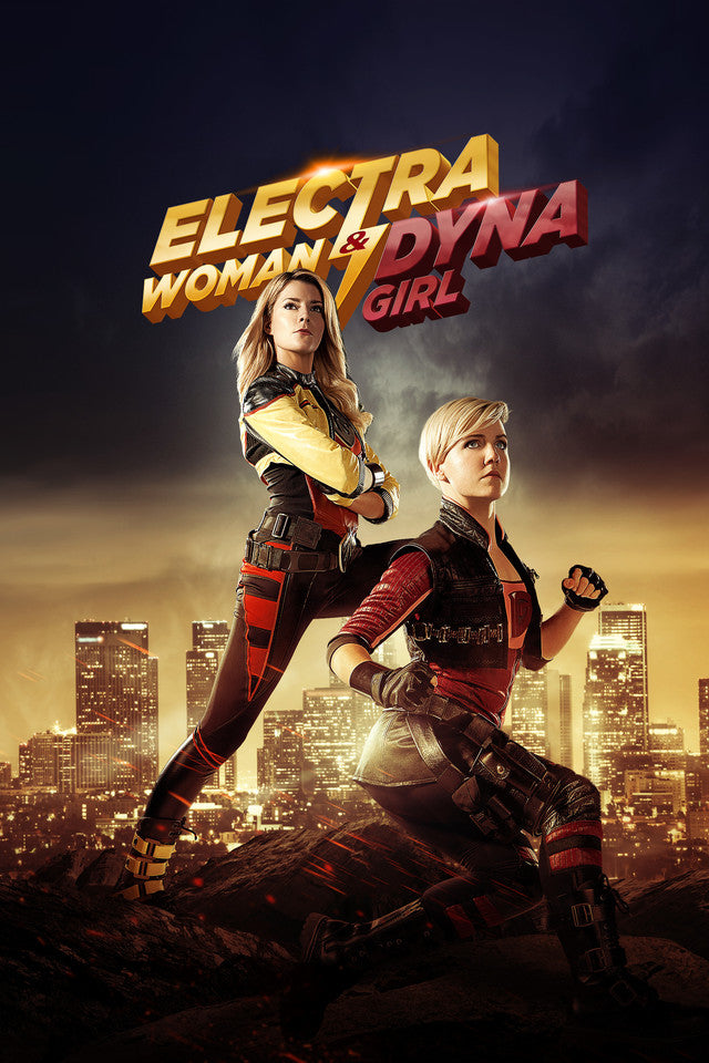 Electra Woman and Dyna Girl 2016