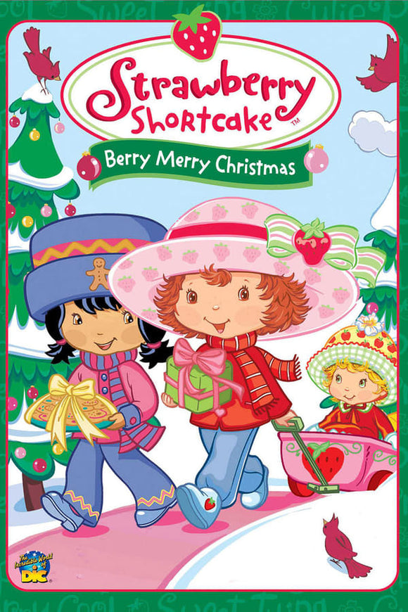 Strawberry Shortcake: Berry, Merry Christmas 2003