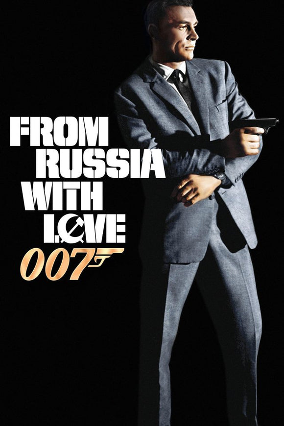 007: From Russia with Love 1963