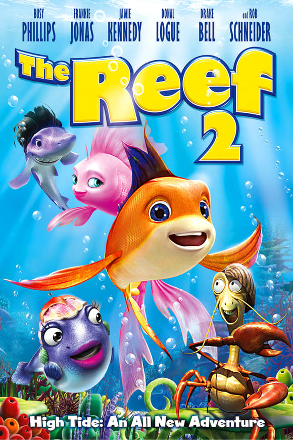 The Reef 2: High Tide 2012