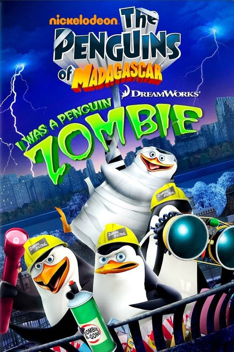The Penguins of Madagascar: I Was A Penguin Zombie 2010