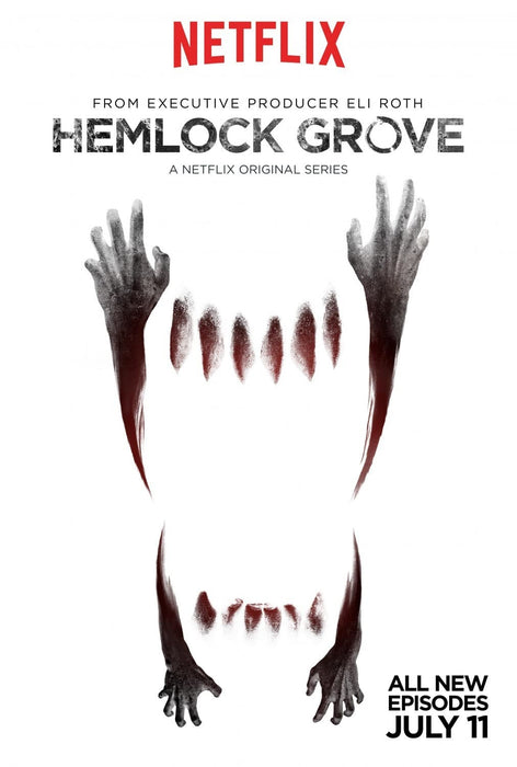 Hemlock Grove Season 2 2014