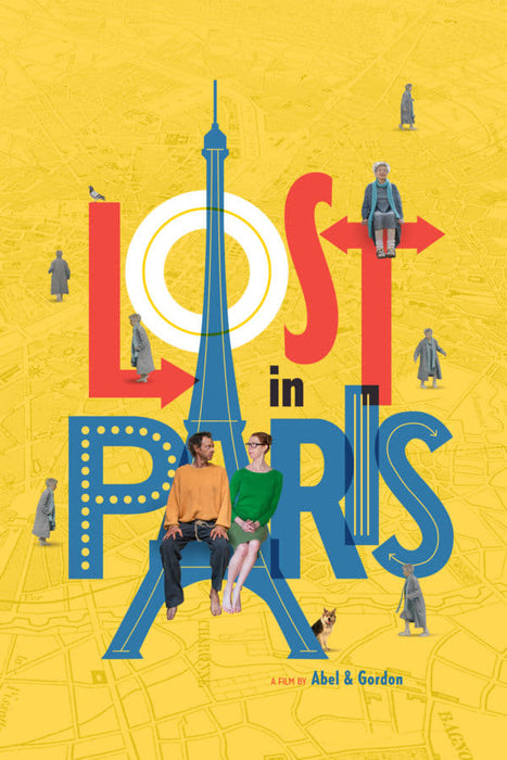 Lost in Paris (Paris pieds nus) 2017