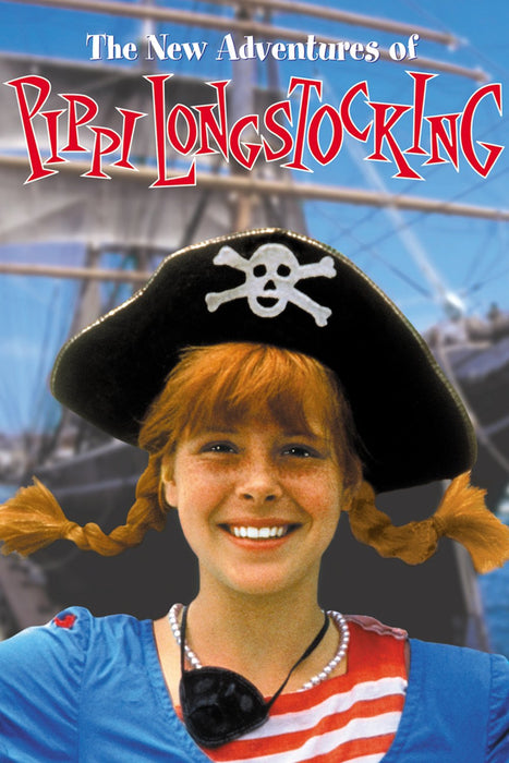 The New Adventures of Pippi Longstocking 1988