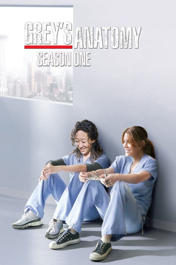 Grey\'s Anatomy Season 1 2005 – nabilnet-lb
