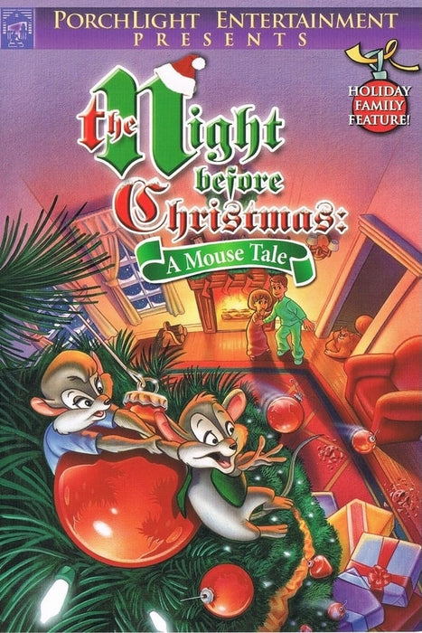 The Night Before Christmas: A Mouse Tale 2002