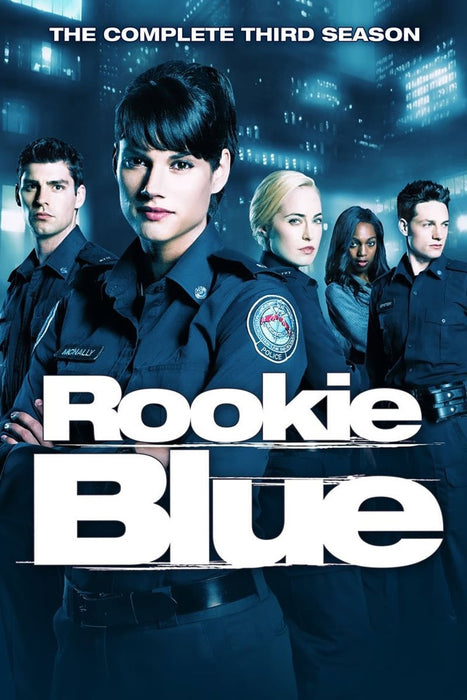 Rookie Blue Season 3 2012
