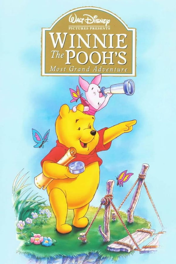 Winnie The Pooh's Most Grand Adventure 1997