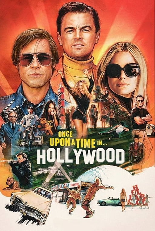 Once Upon a Time ... in Hollywood 2019