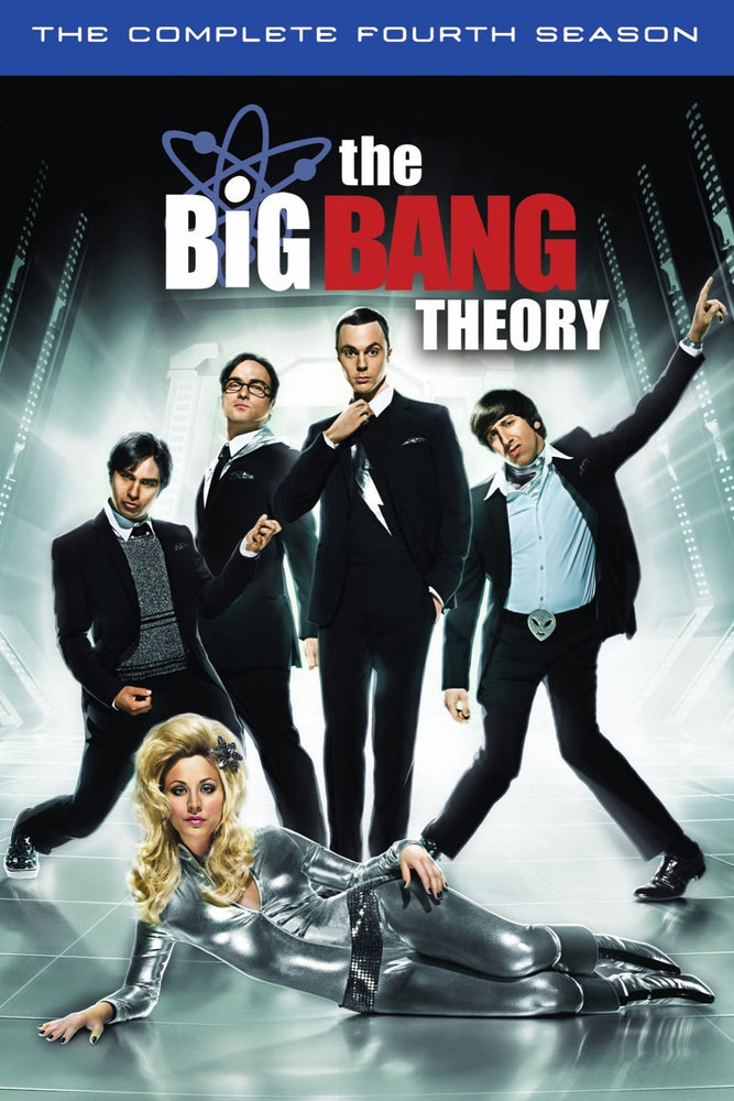 The Big Bang Theory Season 4 2010