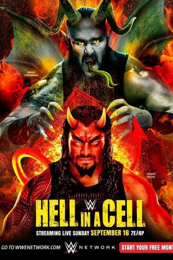 WWE Hell in a Cell 2018