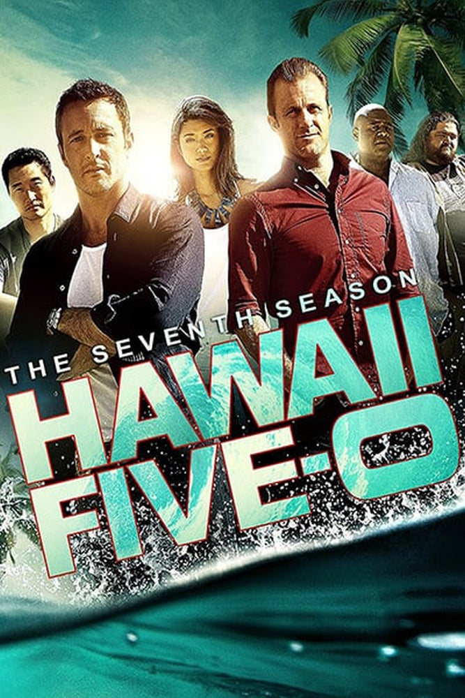 Hawaii Five-0 Season 7 2016