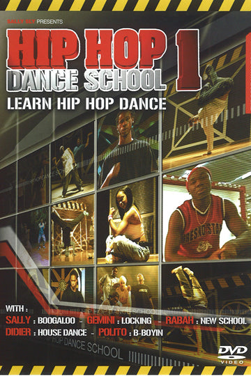 Hip Hop Dance School 2005