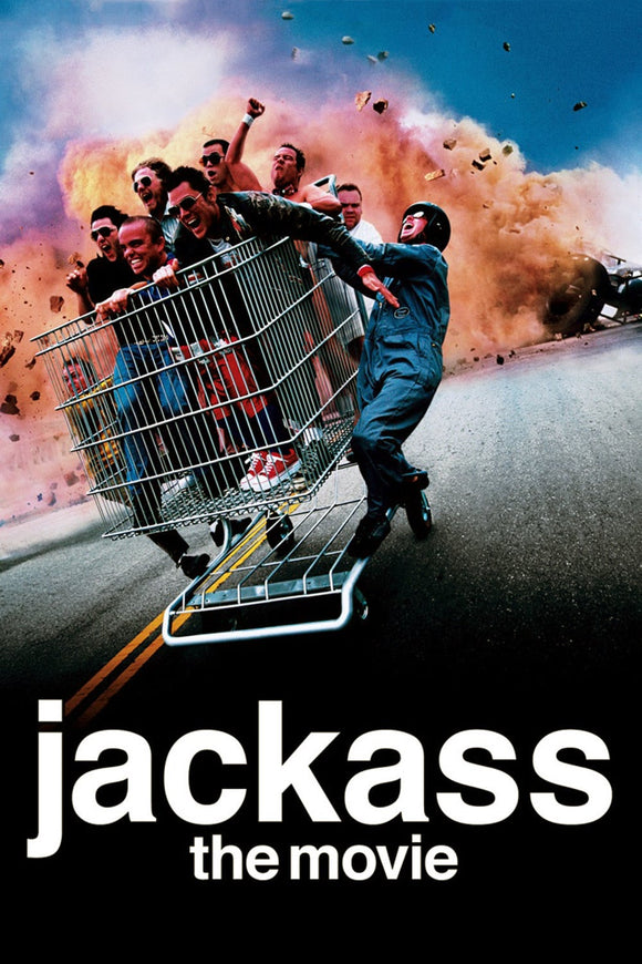 Jackass: The Movie 2002