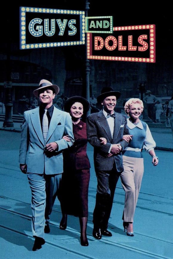 Guys and Dolls 1955
