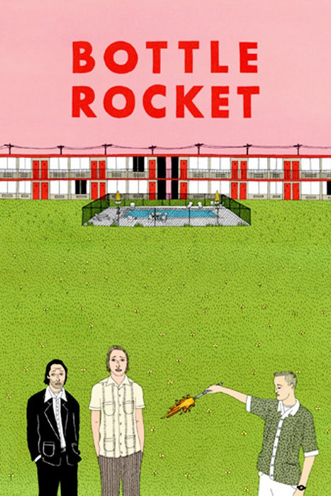 Bottle Rocket 1996