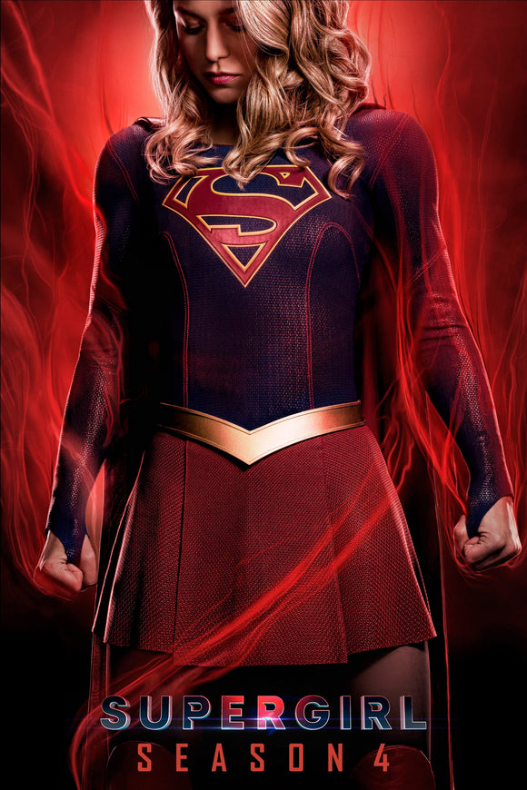 Supergirl Season 4 2018