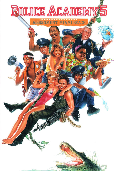 Police Academy 5: Assignment: Miami Beach 1988