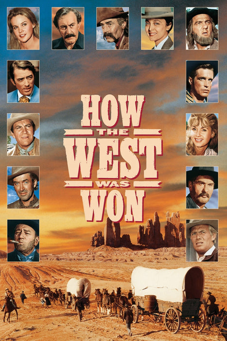 How the West Was Won 1962