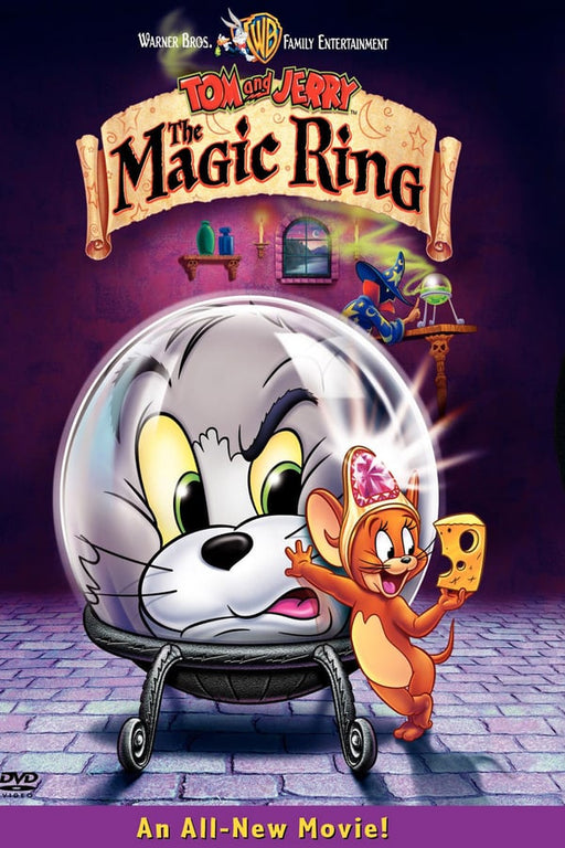 Tom and Jerry: The Magic Ring 2001