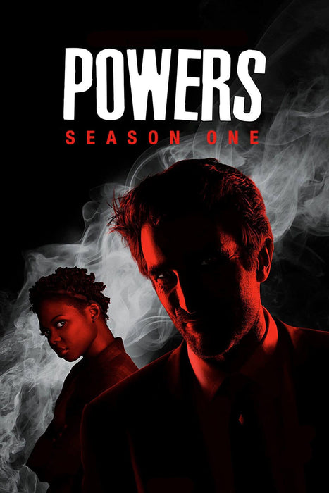 Powers Season 1 2015