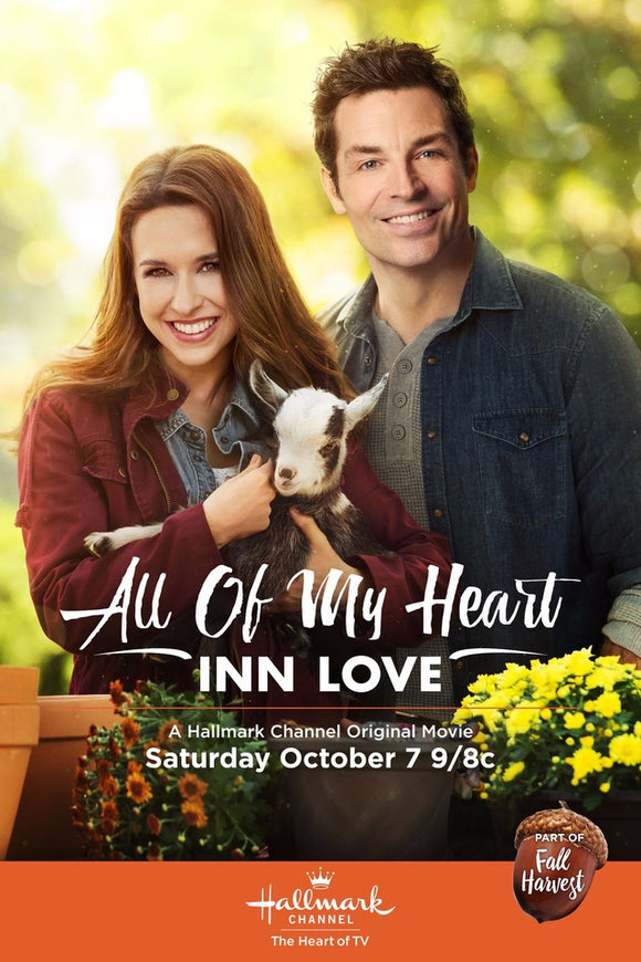 All of My Heart: Inn Love 2017