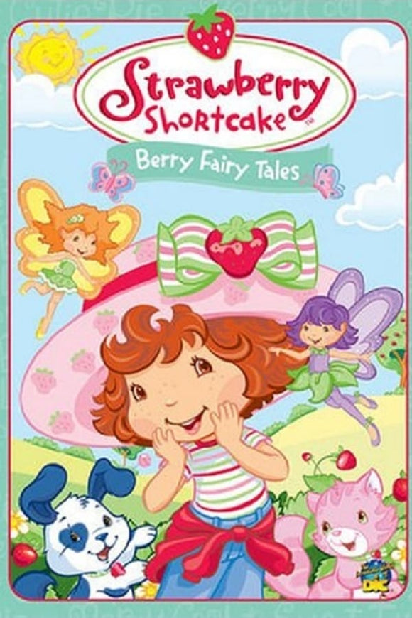 Strawberry Shortcake Berry Fairy Tales 2006