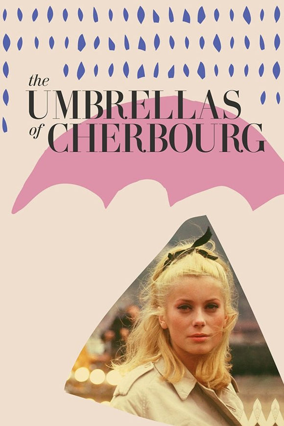 The Umbrellas of Cherbourg (Les parapluies de Cherbourg) 1964