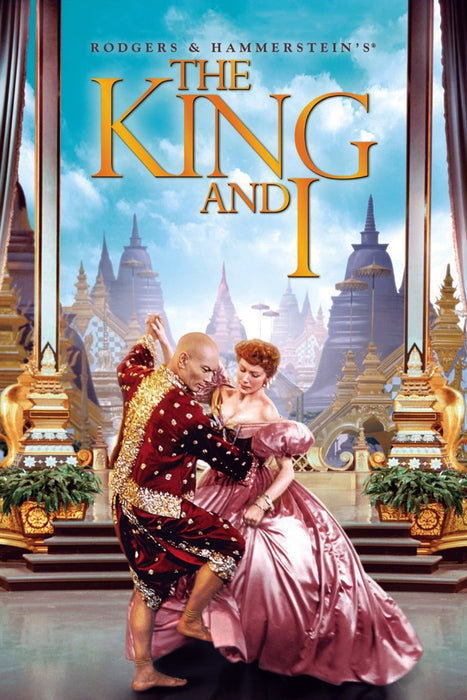 The King and I 1956