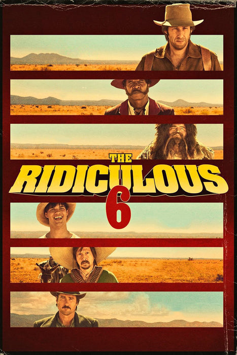 The Ridiculous 6 2015