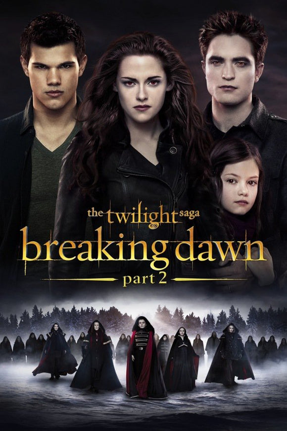 The Twilight Saga: Breaking Dawn - Part 2 (French) 2012