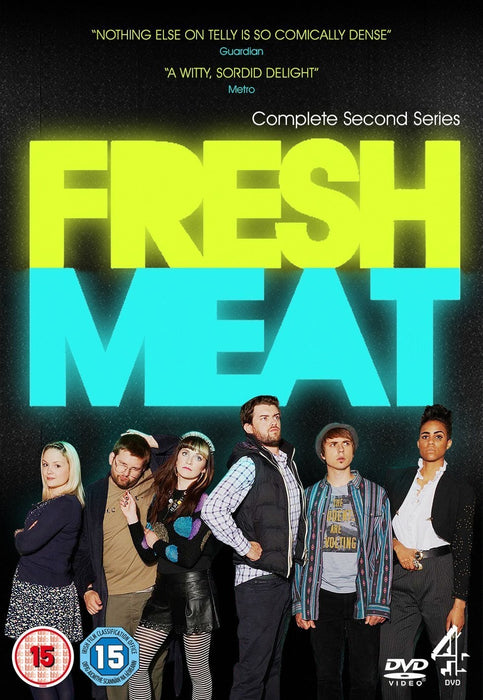 Fresh Meat Season 2 2012