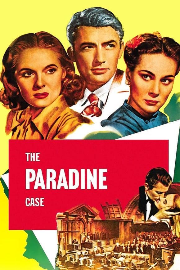 The Paradine Case 1947