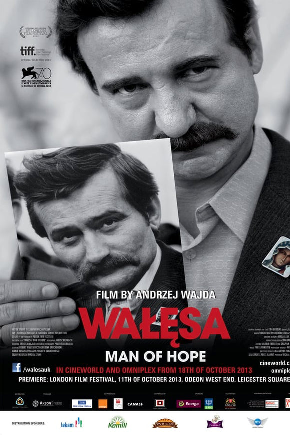 Walesa: Man of Hope 2013