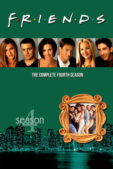 Friends Season 4 1997