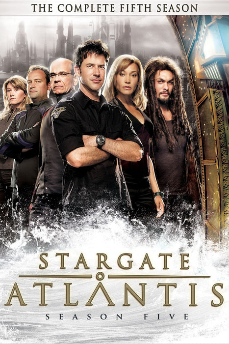 Stargate Atlantis Season 5 2008
