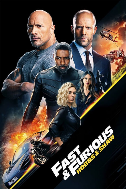 Fast & Furious Presents Hobbs & Shaw 2019