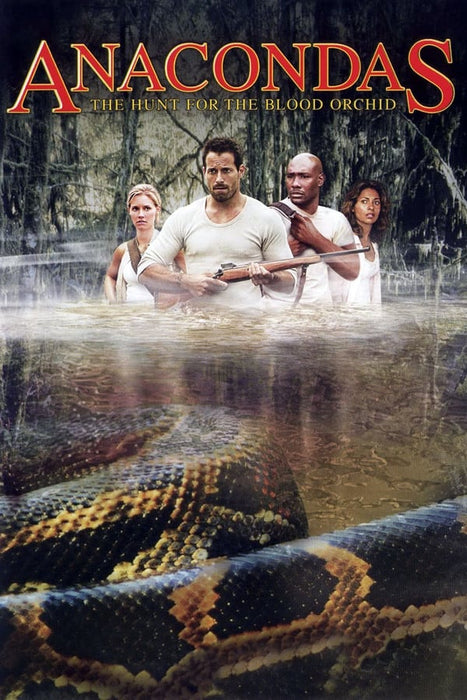 Anacondas 2: The Hunt for the Blood Orchid 2004
