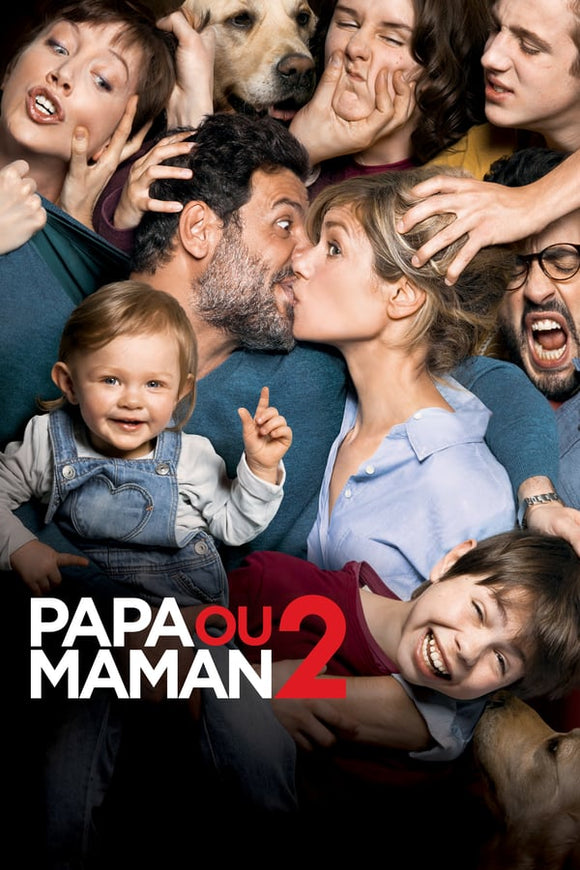 Divorce French Style 2 (Papa ou maman 2) 2016