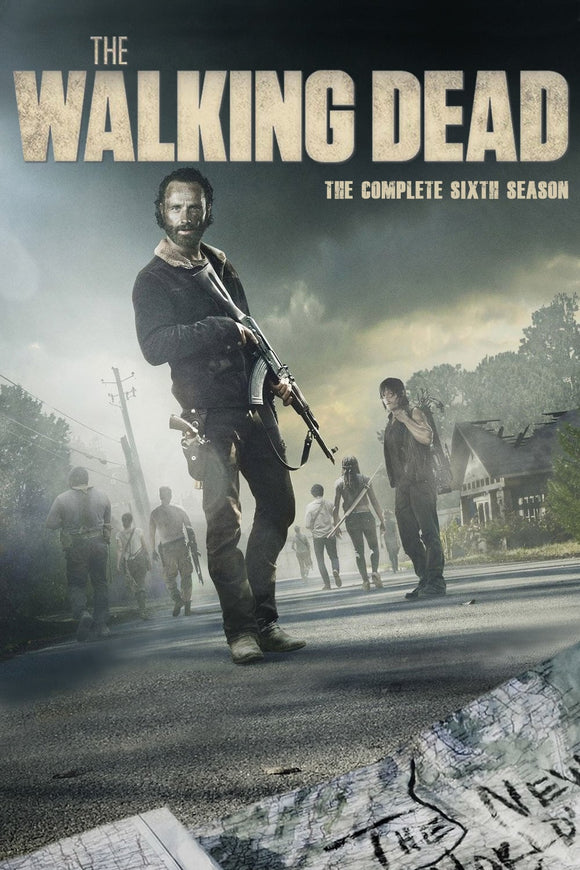 The Walking Dead Season 6 2015
