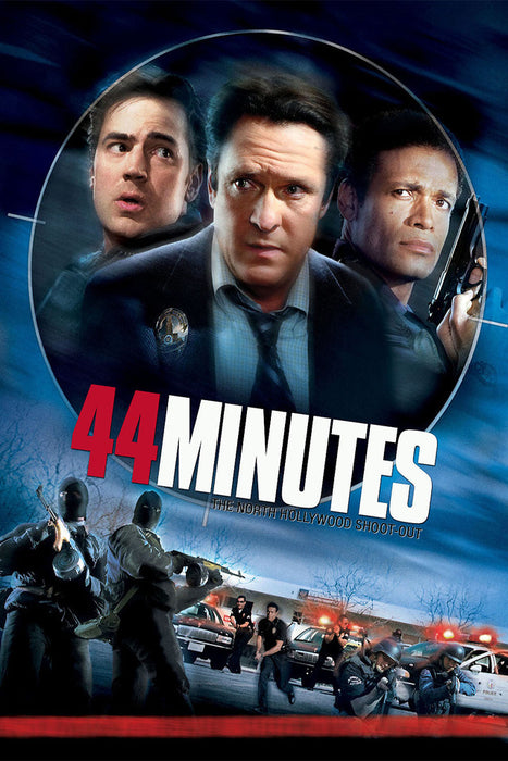 44 Minutes: The North Hollywood Shoot-Out 2003