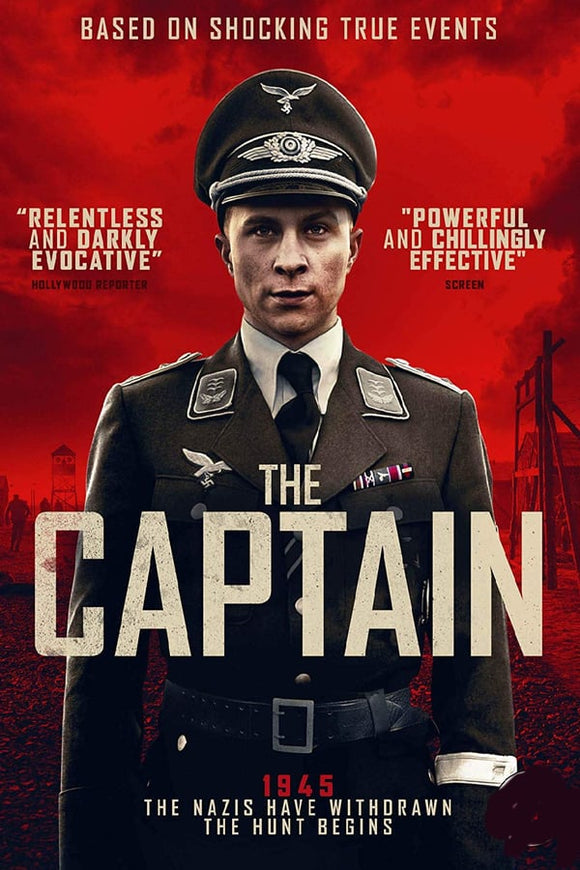 The Captain (Der Hauptmann) 2017