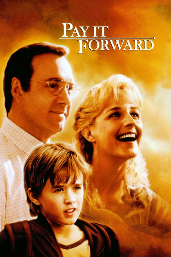Pay It Forward 2000