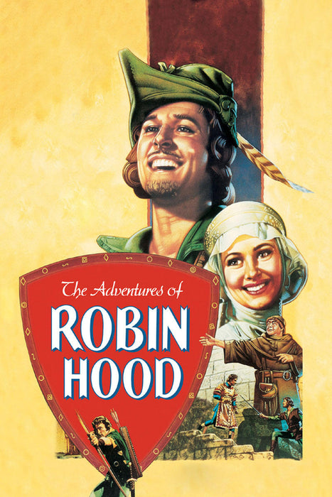 The Adventures of Robin Hood 1938
