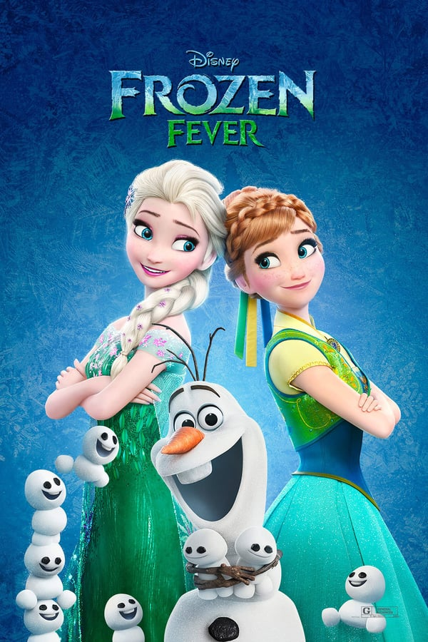 Frozen Fever 2015