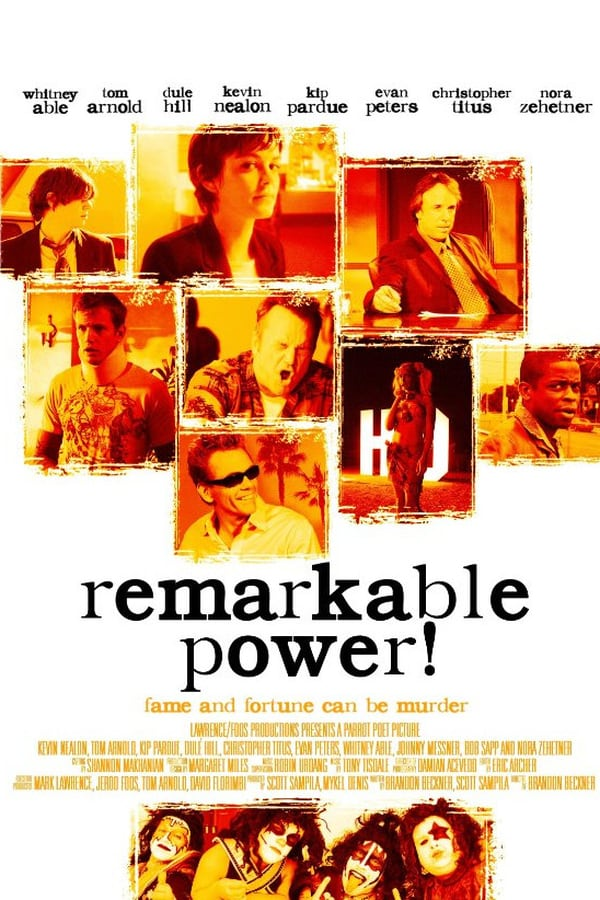 Remarkable Power 2008